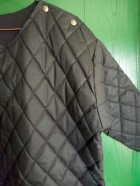 他の写真1: little creative factory  Quilted Tunic ブラック