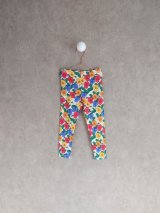 mini rodini Violas Leggings ビオラ