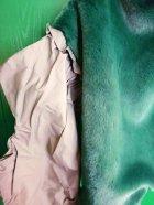 他の写真2: franky grow BOA BODY WAVE CUT SLEEVES TP グリーン*グレー キッズ・レディースサイズ