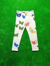 mini rodini BUTTERFLIES LEGGINGS