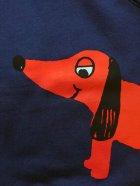 他の写真1: mini rodini DOG SP SWEATSHIRTS ネイビー