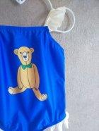 他の写真1: mini rodini TEDDY BEAR UV SWIMSUIT ブルー