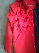 他の写真1: GOSOAKY レインコート LADY BUTTERFLY   HIGH RISK RED WITH BOWS レッド