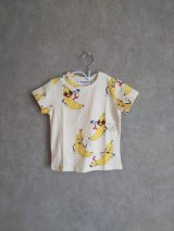 mini rodini BANANAS PRINTED TEE