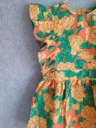 他の写真1: mini rodini Peonies Woven Ruffle Dress