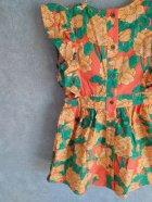 他の写真2: mini rodini Peonies Woven Ruffle Dress