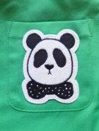 他の写真2: mini rodini Panda Shirts グリーン