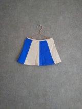 pacific rainbow ANJA  swimskirt オーシャンブルー*バニラ