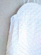 他の写真1: franky grow QUILTING JUMPER SKIRT ホワイト