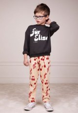 mini rodini For Elise Sweatshirt グレー